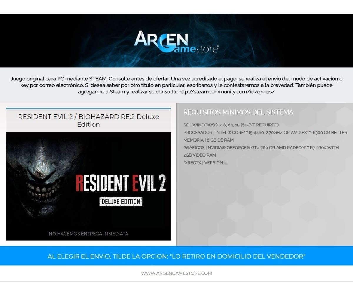 Steam Community Resident Evil 2 Biohazard Re2 – Home Garden