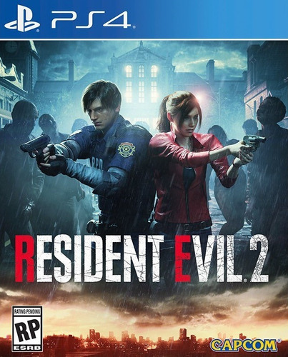 resident evil 2 deluxe ps4 digital promo hasta 19 feb