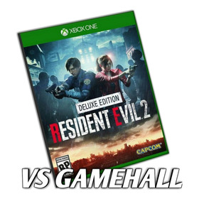 Resident Evil 2 Deluxe Xbox One Mídia Digital + Brinde