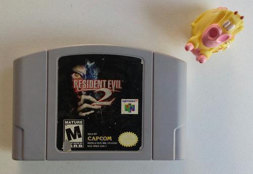resident evil 2 n64 el mejor de la saga