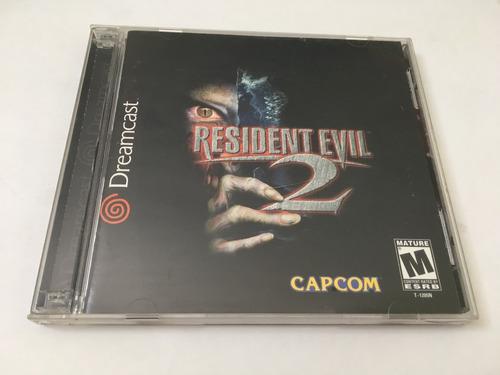 resident evil 2 original dreamcast loop123