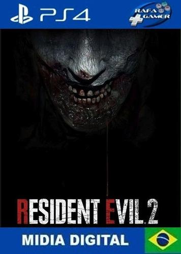 resident evil 2 | português | ps4 1 | lançamento