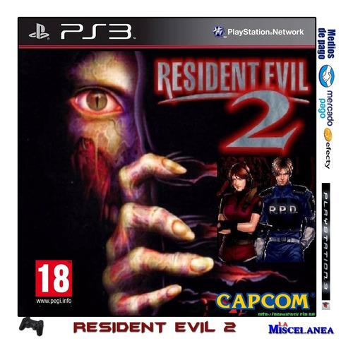 resident evil 2 ps3 digital