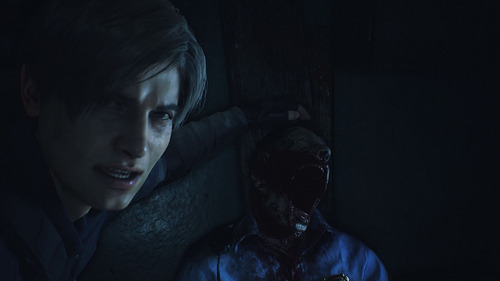 resident evil 2 ps4 remake