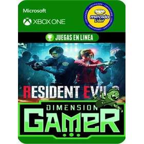 Resident Evil 2 Remake - Xbox One - Modo Local