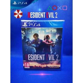 Resident Evil 2 Remake Ps4  Fisico Mejor Precio