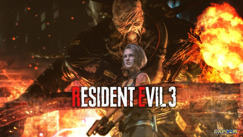 resident evil 3 remake pc steam modo historia