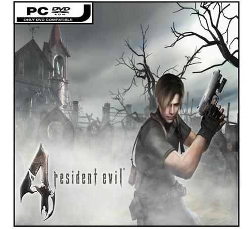 resident evil 4 juego pc digital