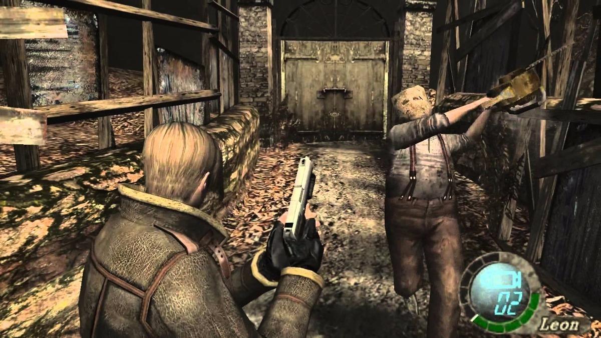 Resident Evil 4 Pc Edición Especial Digital Leer