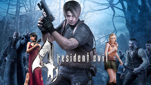 resident evil 4 xbox 360 -- envío gratis -- re4