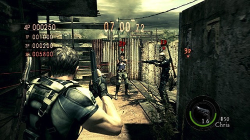resident evil 5 gold edition ps3 nuevo