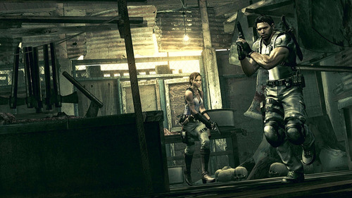resident evil 5 gold edition xbox 360. envios a todo chile.