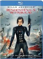 resident evil 5: retribuição [blu-ray] lacrado - milla jocov