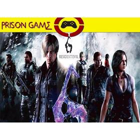 Resident Evil 6 | Ps3 | Entrega Inmediata