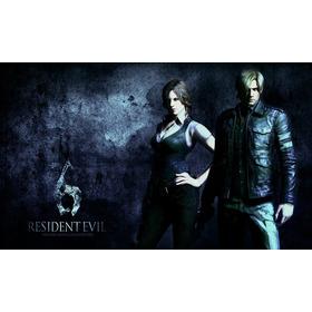 Resident Evil 6 / Xbox 360 / Mídia Física / Lacrado