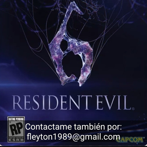 resident evil 6 juego ps3 digital paypal bitcoin