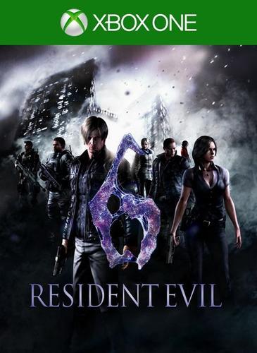 resident evil 6 xbox one digital
