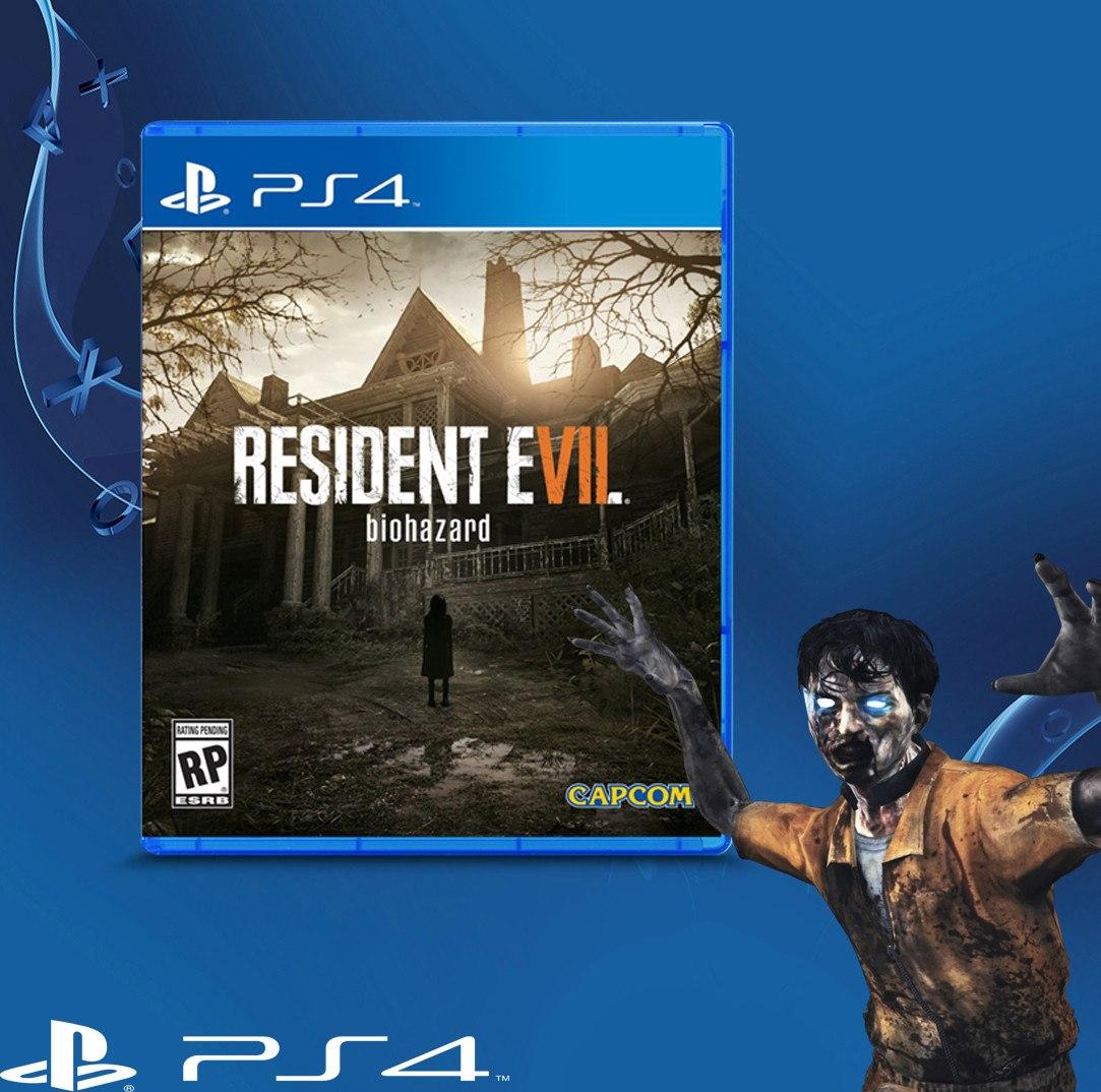 Resident Evil 7 Biohazard Juego Vr Ps4 Fisico 1 190 00 En