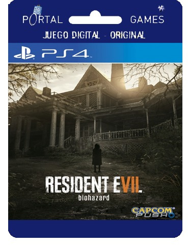 resident evil 7 biohazard ps4 compatible con vr