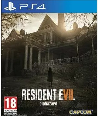 resident evil 7 biohazard ps4 digital original
