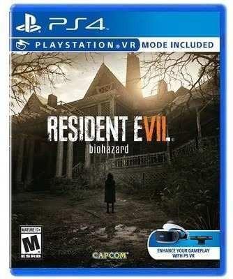 resident evil 7 : biohazard - ps4 juego físico - sniper game