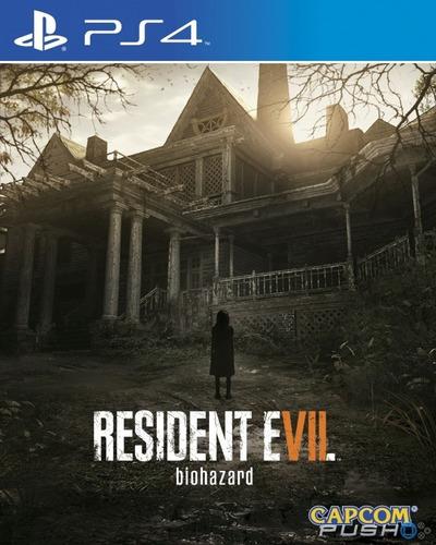 resident evil 7 biohazard.todo-games-full.garantia 100%