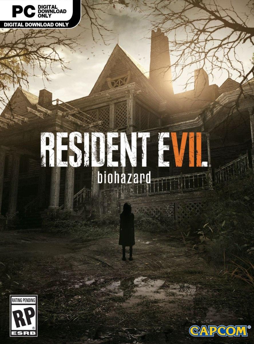 Resultado de imagem para resident evil 7 pc