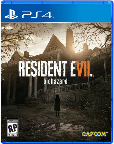 resident evil 7 ps4 fisico new full gamer