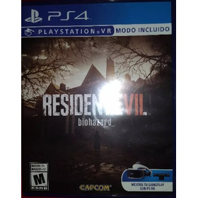Resident Evil 7 Usado Ps4