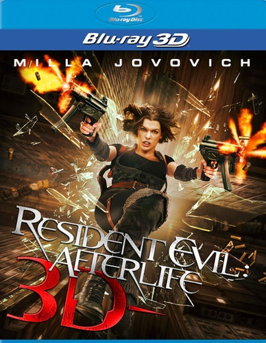 resident evil - after live blu ray