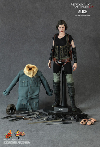 resident evil afterlife alice hot toys