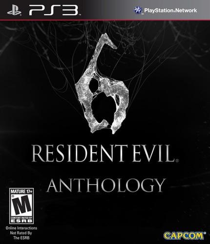 resident evil hd remaster 1 2 3 4 5 6 revelations ps3 pack