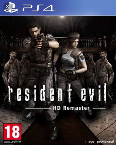 resident evil hd remaster (cuenta completa ps4)