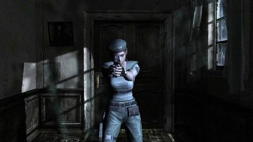 resident evil hd remaster juego ps3 playstation 3 original