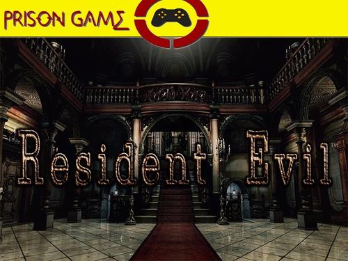 resident evil: hd remaster   ps3   entrega inmediata