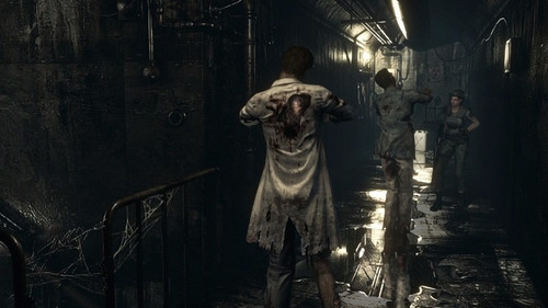 resident evil juego ps3