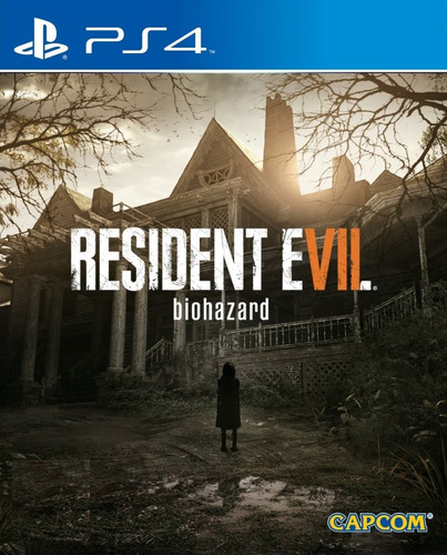 resident evil juego ps4