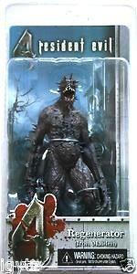 resident evil neca 4 series 2 figura de acción iron maiden