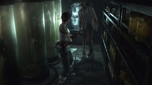 resident evil origins collection playstation 4 nuevo