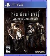 resident evil origins collection ps4 envio gratis