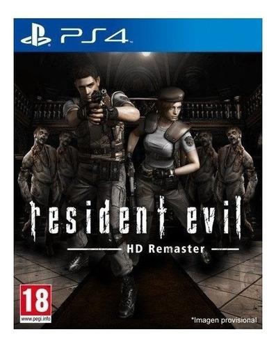 resident evil remaster ps4 secundario 2º entrega en el día!!