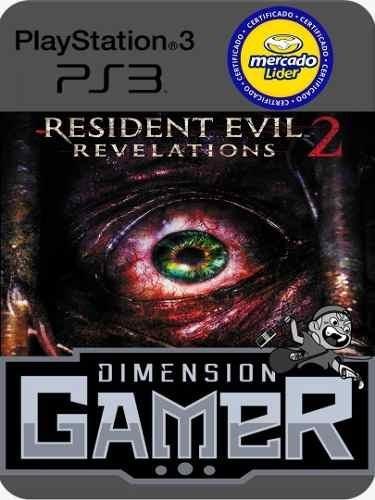 resident evil revelations 2 8gb ps3 store