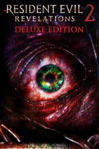 resident evil revelations 2 biohazard deluxe edition steam