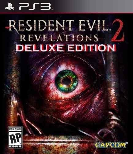 resident evil revelations 2 deluxe 8gb ps3 store