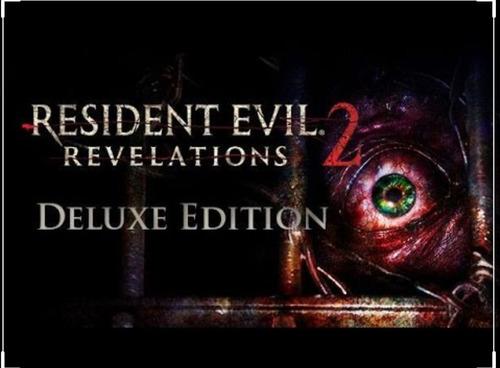 resident evil revelations 2 edición lujo xbox one  offline