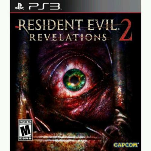 resident evil revelations 2 ps3 digital
