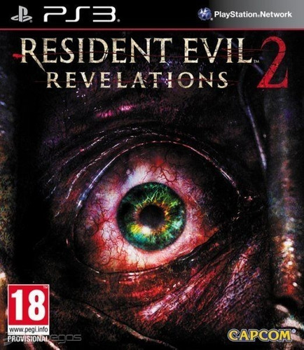 resident evil revelations 2 ps3 original entrega inmediata