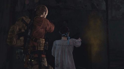 resident evil revelations 2 ps3 || stock ya! || falkor!