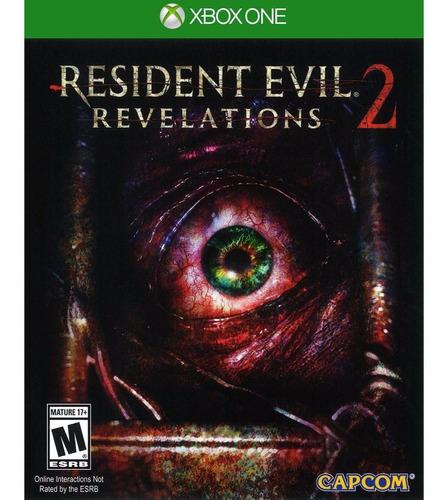 resident evil revelations 2 xbox one nuevo