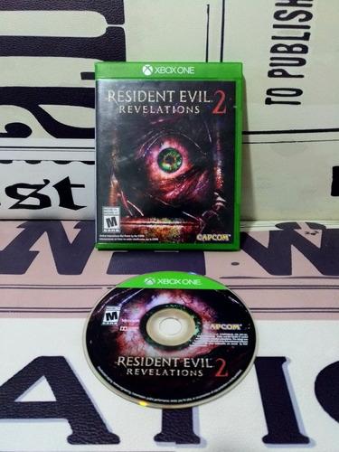 resident evil revelations 2 xbox one usado
